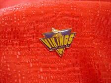 20 Minnesota Vikings Spike Logo Pin NFL Wholesale LOT