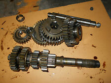 suzuki vs1400 intruder engine transmission gears 1400 1996 1997 1998 1999 2000