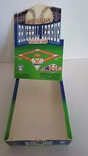 1993-1994 Futera ABL Baseball Trading Cards EMPTY card box