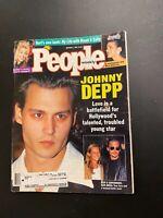 People Magazine October 3, 1994 Johnny Depp Kate Moss Heather Locklear