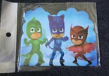 10 pack PJ masks birthday party invitations