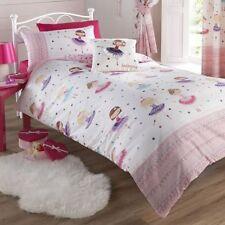 Linge de lit et ensembles rose coton mélangé pour cuisine