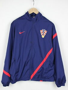 Nike Kroatien Hns Rocky 30 Herren Groß Aufwärmen SPORTS Trainingsanzug Jacke