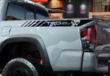 TRD 4x4 Off Road Punisher edition Side Vinyl Stickers Decal fit to Tacoma 13-18