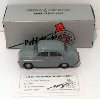 Pathfinder Models 1/43 Scale PFM20 - 1954 Morris Oxford Series II 1 Of 600 Blue