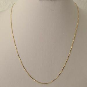 Kette aus Gold 585 (14K) Goldkette (46) Neuwertig !