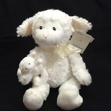 Baby Gund Nursery Time Lamb 5 Stories Plush Animated Watch Video