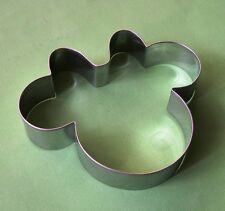 Minnie mouse baking pastry cookie cutter biscuit stainless steel mold
