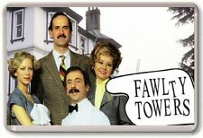 FAWLTY TOWERS Fridge Magnet 01