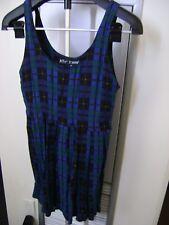 Vintage (1990s) Betsey Johnson Baby Doll School Uniform Dress - Size S