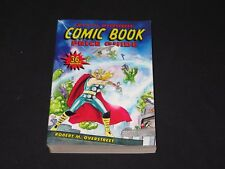 COMIC BOOK OVERSTREET PRICE GUIDE #36 Nice barely used (SOFTCOVER) wt THOR COVER