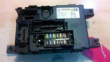 Vauxhall Corsa D MK4 Caja de fusibles Cuerpo Módulo De Control Unidad 13265078 Genuino (3628)
