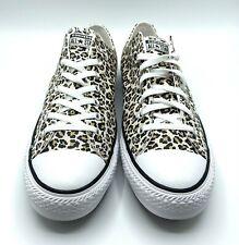 Converse Chuck Taylor All Star Lo Leopard Womens Size 15, Mens Size 13 NIB