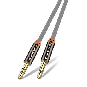 AUX Cable [3ft / 6ft Hi-Fi Sound Quality] 3.5mm Auxiliary Audio Cable For Beats