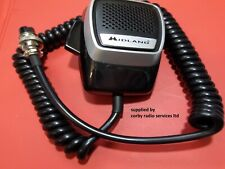 MIC FOR MIDLAND 48 78 98 MAYCOM CB RADIO 6 PIN MIC with channel change see list