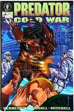 Predator Cold War 3 Dark Horse Comics Mark Verheiden Ron Randall