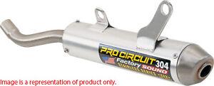 KTM 300 XC XCW PRO CIRCUIT 304 EXHAUST SILENCER 1051130 '11-'16  HUSQVARNA TE300