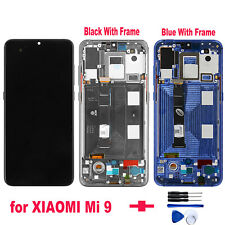 TFT LCD Display Touch Screen Digitizer with Frame Replacement for XIAOMI Mi 9