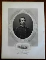Philip Kearney Union General Chantilly 1864 Virtue Civil War portrait
