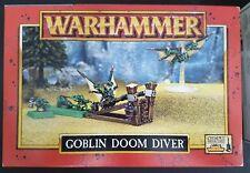 Warhammer Fantasy Goblin Doom Diver - Games Workshop Age of Sigmar