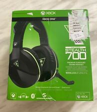 Turtle Beach Ear Force Stealth 700 Xbox One Gaming Headset Wireless - TESTED