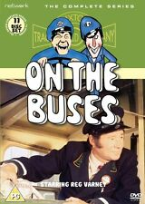 On The Buses . The Complete Series . Season 1 2 3 4 5 6 7 . 11 DVD . NEU . OVP