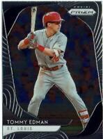 Tommy Edman - 2020 Panini Prizm TIER III - SP (#213) - St. Louis Cardinals