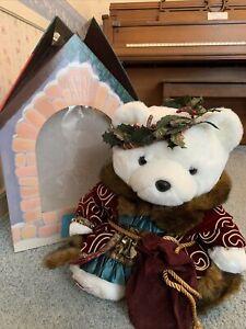 Dayton Hudson 1994 Limited Edition Santa Bear in Box