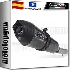 GPR TUBO DE ESCAPE HOM GPE ANNIVERSARY POPPY MOTO MORINI GRAN PASSO 1200 2010 10