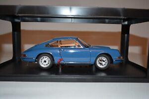 PORSCHE 911 Baujahr 1964 blau AUTOart 77913 mit Fehler