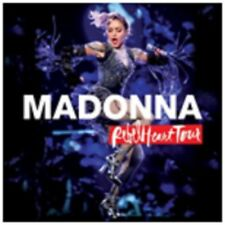 Madonna - Rebel Heart Tour - New CD/DVD Album
