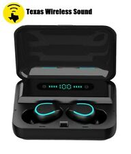 Bluetooth Wireless  Earbuds Earphones for Samsung Android Apple iPhone iPod iPad