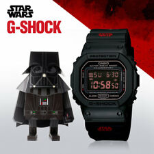 G Shock Star Wars Darth Vader 2017 World Limited Quantity Edition DW-5600MS-1DR
