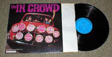 IN CROWD vinyl lp Denson limited Byrds Cash Revere Dylan Simon Garfunkel etc...