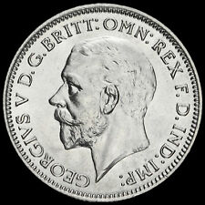More details for 1936 george v silver sixpence, unc