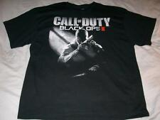 Call of Duty Black Ops II 2 Game Black T-Shirt Men's X-Large XL 46-48 used