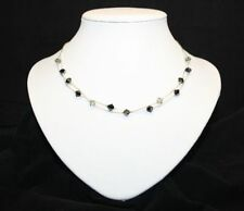 Crystal Silver Plated Handcrafted Necklaces & Pendants