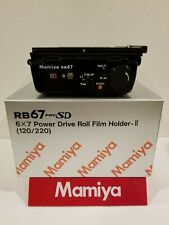 Mamiya RB / RZ 4 items
