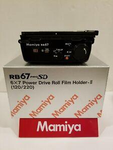 Mamiya RB / RZ 4 items