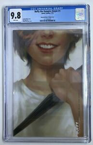 Boom! Studios Buffy the Vampire Slayer #1 Slayer Variant CGC 9.8