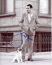 JEAN DUJARDIN Signed Autographed THE ARTIST GEORGE VALENTIN Photo