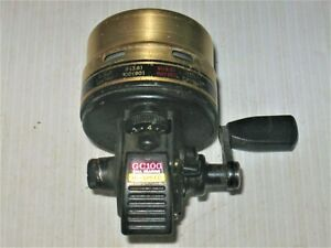 DAIWA GC-100 GOLD CAST Spincast reel  MADE IN JAPAN