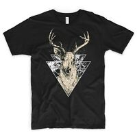 Deer T Shirt Kult Forest Nature Earth Expecto Patronum Wild