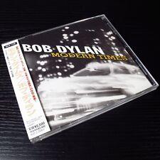Bob Dylan - Modern Times JAPAN CD W/OBI #139-1