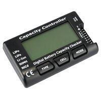 J3U3 RC Cell Meter-7 Digital Batterypacity Checker for NiCd/NiMH/LiPo