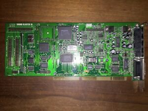 Creative Sound Blaster SB16 CT2230 ISA soundcard
