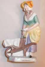 """Spode Copeland """"CRIES OF LONDON""""' Figurine EXCELLENT Cherry Seller"""