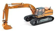 Case 1488 Plus - Tracked Excavator - 1/87th Scale Yellow/Black Tracked 48 Post