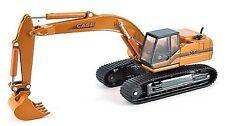 Case 1488 Plus - Escavatore Cingolato - 1/87th Scala Giallo/Nero Tracciabile 48