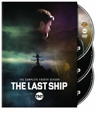 THE LAST SHIP: SEASON 4 DVD - THE COMPLETE FOURTH SEASON [3 DISCS] NEW UNOPENED